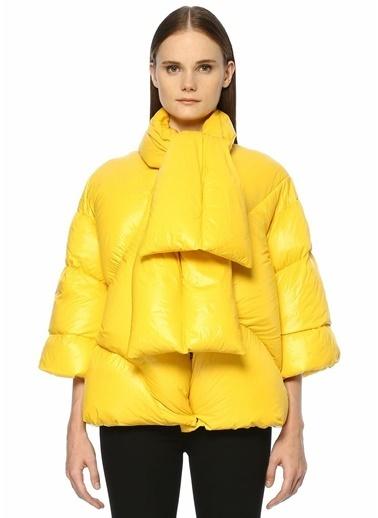 Forte Couture Ceket Sarı